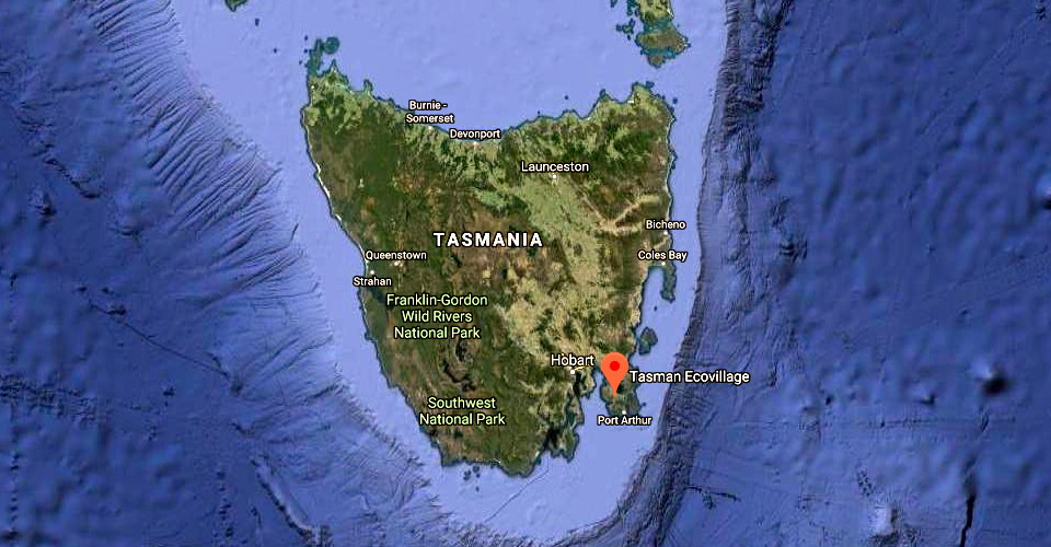 Tasman Ecovillage Location